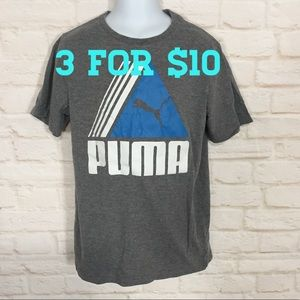Puma Shirts & Tops - Puma boys graphic T-shirt 10-12